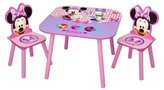 Disney Delta Children Table and Chair - Minnie Mouse