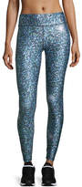Terez Glitter Night Skies Tall Band Performance Leggings