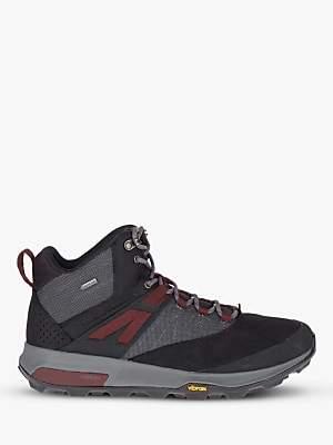 Merrell Zion Men's Waterproof Gore-Tex Hiking Boots, Black