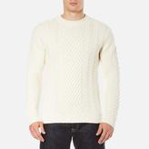 Edwin Men's United Sweatshirt Natural