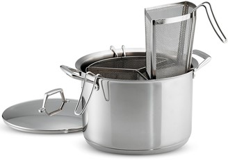 Tramontina Gourmet Prima Tri-Ply Stainless Steel 4-pc. Pasta Cookware Set