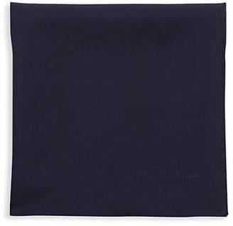 Ralph Lauren Purple Label Shantung Silk Pocket Square