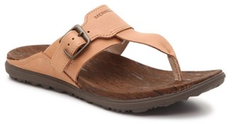Merrell Around Town Luxe Post Sandal