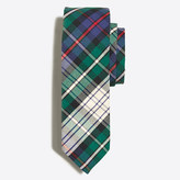 J.Crew Factory Plaid oxford tie