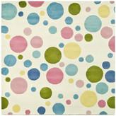 Safavieh Soho Pastel Hand-Tufted Blue/Pink Area Rug Rug