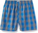 Old Navy Plaid Boxers 1-Pack for Men
