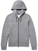 Belstaff Fleming Loopback Cotton-jersey Zip-up Hoodie