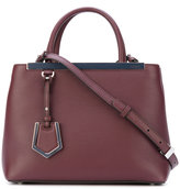 Fendi small 2Jours tote - women - Leather - One Size