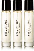 Helmut Lang Eau De Cologne - Lavender, Rosemary & Artemisia, 3 X 10ml