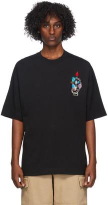 Ami Alexandre Mattiussi Black 9 T-Shirt