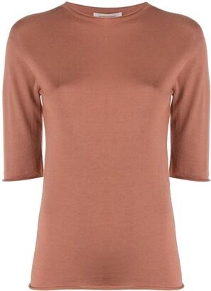Boon The Shop Fine Knit Half Sleeve Jumper