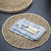 all things Brighton beautiful Set Of Four Seagrass Placemats