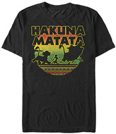 Fifth Sun Lion King 'Hakuna Matata' Tee - Men & Big