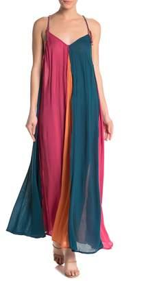 Free People Mixin It Up Maxi Dress