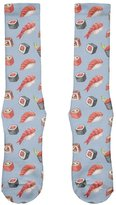 Old Glory Sushi All Over Crew Socks - Boys/Men 9