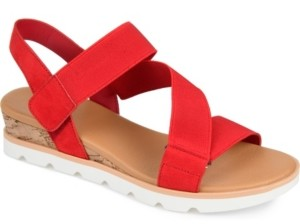 Journee Collection Women's Sammi Sandals Women's Shoes