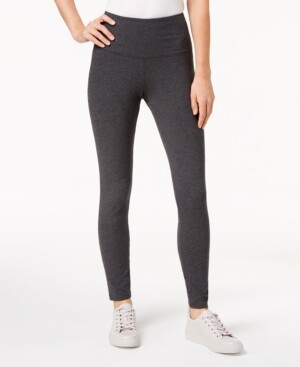 Style&Co. Style & Co Tummy-Control Leggings, Regular & Petite Sizes, Created for Macy's