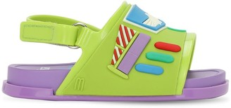 Mini Melissa Toy Story Rubber Slide Sandals