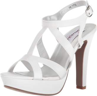 Dyeables Women's Queenie Heeled Sandal