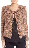 IRO Helga Cropped Jacket