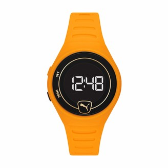 Puma Faster Quartz Watch with Plastic Strap