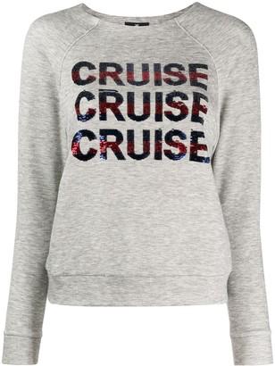 Elisabetta Franchi Cruise Sweatshirt