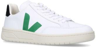 Veja Leather V-12 Sneakers