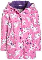 Hatley UNICORNS & RAINBOWS Waterproof jacket rose