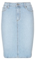 Paige Deirdre Denim Skirt