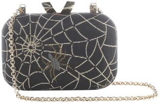 Kotur Black Cloth Clutch bags