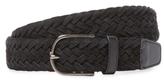 J. Lindeberg Bespoken 35 Woven Leather Belt