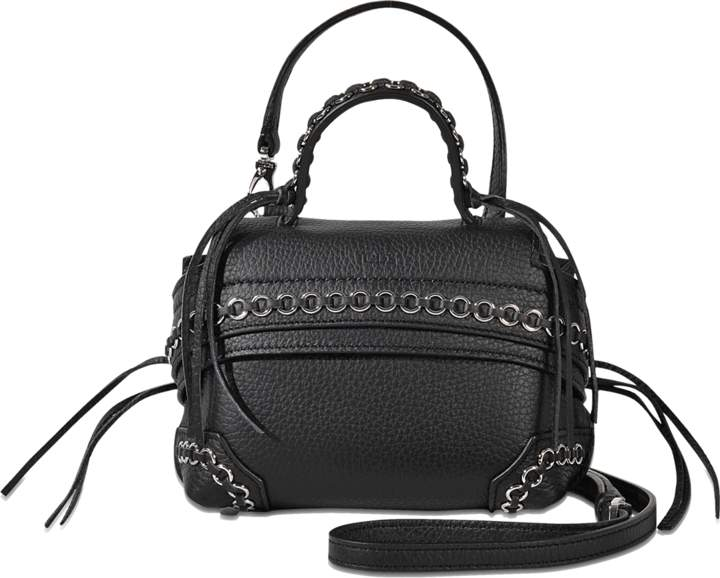 Tod's Wave Ring Micro Charm's Bag