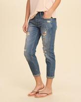 Hollister Low-Rise Boyfriend Jeans