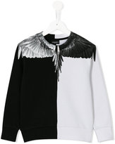 Marcelo Burlon County Of Milan Kids Lagunas Bravas sweatshirt