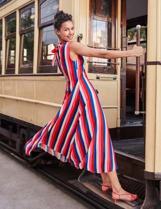 Jocelyn Pleated Midi Dress
