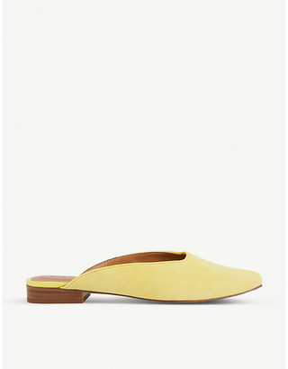 Who What Wear Cherri backless leather mules