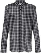 Saint Laurent checked shirt