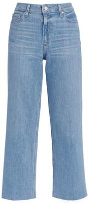 Paige Nellie Wide-Leg Jeans
