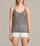AllSaints Blyth Striped Vest
