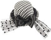 Forever 21 Houndstooth Hat Hair Clip