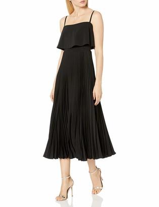 Jill Stuart Jill Women's Pleated Popover Dress