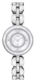 Fendi My Way 28mm Diamond Watch w/ Mother-of-Pearl