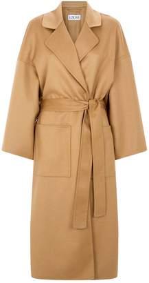Loewe Wool-Cashmere Coat