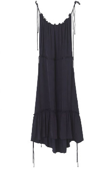 By Malene Birger Night Sky Cedore Loose Fit Dress - 38