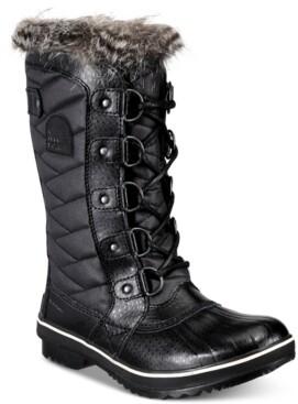 Sorel Women's Tofino Ii Cvs Waterproof Winter Boots Women's Shoes