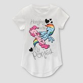 My Little Pony Girls' Pinkie Pie T-Shirt - White
