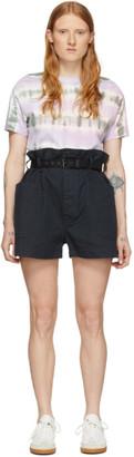 Etoile Isabel Marant Black Rike Shorts