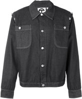 Telfar denim jacket - men - Cotton - S