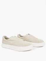 Eytys Sand Suede Slip-On 'Doja' Sneakers