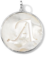 Ippolita Sterling Silver Lollipop Letter Charm, Mother-of-Pearl Doublet